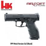 Heckler & Koch VP9 Metal Version Co2 (Black)