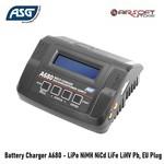 ASG Battery Charger A680 - LiPo NiMH NiCd LiFe LiHV Pb, EU Plug