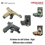 CTMA GA Holster for AAP & Glock - Right