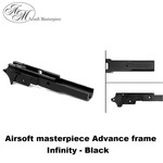 Airsoft Masterpiece Advance Frame with rail Infinity