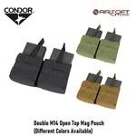 CONDOR Double M14 Open Top Mag Pouch