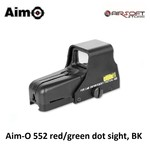 Aim-O 552 red/green dot sight, BK