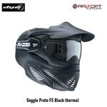DYE PRECISION Goggle Proto FS Black thermal