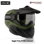 DYE PRECISION Goggle Proto FS Olive thermal