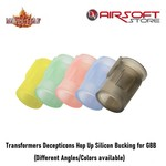 Maple Leaf Transformers Decepticons Hop Up Silicon Bucking for GBB