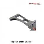 S&T Type 36 Stock (Black)