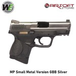 WE (Wei Tech) MP Small Metal Version GBB Silver