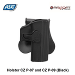 ASG Holster CZ P-07 and CZ P-09 (Black)