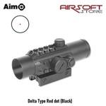 Aim-O Delta Type Red dot (Black)