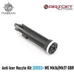Poseidon Anti Icer Nozzle Kit ZERO2+ WE Mk16/Mk17 GBR
