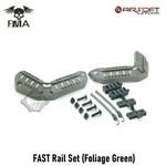 FMA FAST Rail Set (Foliage Green)