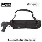 Delta Tactics Shotgun Holster 50cm (Black)