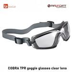 Bollé COBRA TPR goggle glasses clear lens