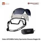 Bollé Cobra KITCOBRA Safety Spectacles Glasses Goggle Kit