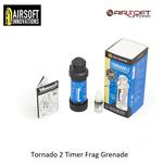 Airsoft Masterpiece Tornado 2 Timer Frag Grenade