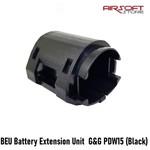 Airtech Studios BEU Battery Extension Unit  G&G PDW15 (Black)