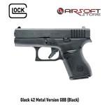 Glock G42 Metal Version GBB (Black)