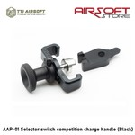 TTI AAP-01 Selector switch competition charge handle (Black)