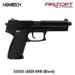 NOVRITSCH SSX23 v2020 GNB (Black)
