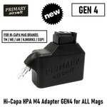 Primary Airsoft Hi-Capa HPA M4 Adapter GEN4 for ALL Mags