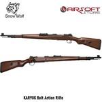 Snow Wolf KAR98K Bolt Action Rilfe