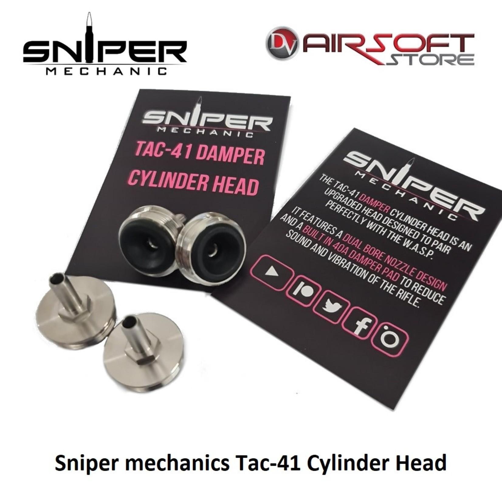 SniperMechanics Tac-41 Cylinder Head