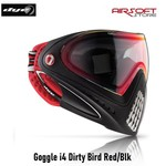 DYE PRECISION Goggle i4 Dirty Bird Red/Blk