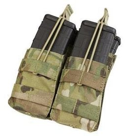 CONDOR Double M4 Open-Top Stacker Mag Pouch - MC
