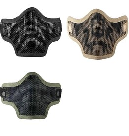 VALKEN Airsoft 2G Wire Mesh Tactical Skull Mask