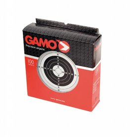 GAMO Target card 14x14 (box of 100 pcs)