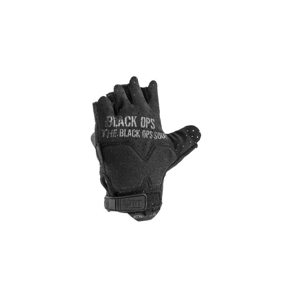 MECHANIX - BO Gloves Black Ops Fighter