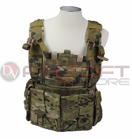 EMERSON RRV Tactical Vest W/Pouchs Set - MC