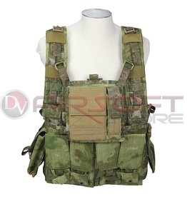 EMERSON RRV Tactical Vest W/Pouchs Set - AT-FG