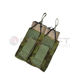 EMERSON Double Open Top Rifle & Pistol Magazine Pouch - MC Tropic