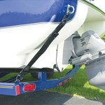 Boatbuckle Kwik-Lok Transom 5,2 x 120 cm