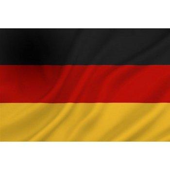 Duitse vlag - 20 x 30 cm