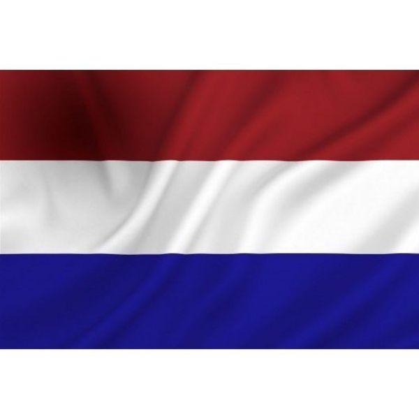 Nederlandse vlag - 20 x 30 cm