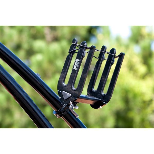 Monster Tower Quick Release Wakeboard Rack Black - 2.5""