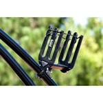 Monster Tower Quick Release Wakeboard Rack Black - Universal