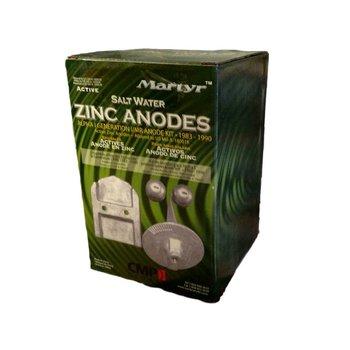 Martyr Anodes Mercruiser Anode Kit, Alpha Gen 1, Zink