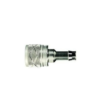"Scepter Suzuki Connector 5/16"" NPT - Chrome Female"