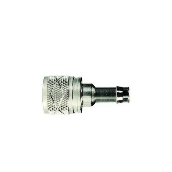 "Scepter Suzuki Connector 3/8""  - Chrome Female"