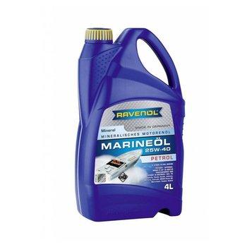 Ravenol Inboard Motorolie 25W40, Mineral 4 ltr.