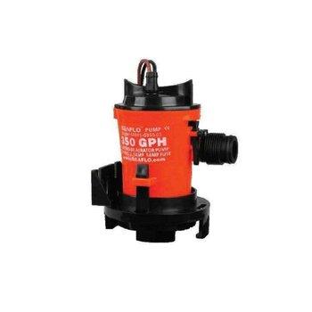Sea Flo Lenspomp 350 GPH, 12v (1.325 ltr/uur)