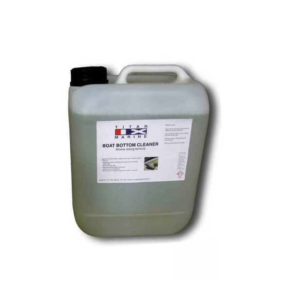Boat Bottom Cleaner - 10 ltr. Jerrycan