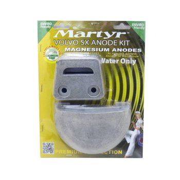 Martyr Anodes Volvo Penta Anode Kit SX, Magnesium
