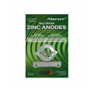 Martyr Anodes Volvo Penta Anode Kit 280, Zink