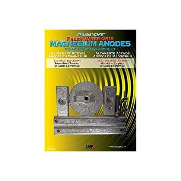 Martyr Anodes Mercury kit cm-verado4kit Magnesium