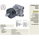 Riviera Stuursysteem set - Titano Serie SG04 met stuurkabel tot max. 4,88 meter