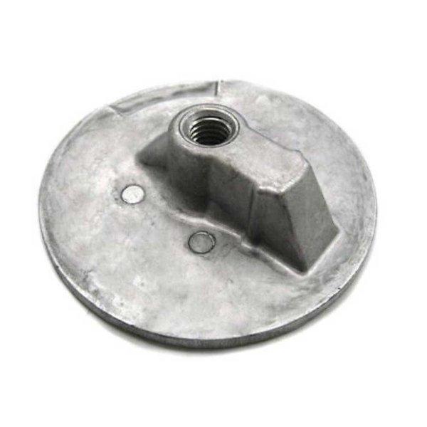 Martyr Anodes MERCURY / BRAVO 3 GEN II TRIM TAB FLAT -  Aluminium